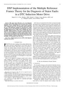 DSP Implementation of the Multiple Reference Frames Theory ... - Core