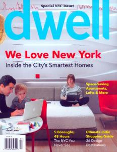 Dwell, March, 2011