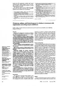 Dyspnoea, asthma, and bronchospasm in relation to ... - Europe PMC