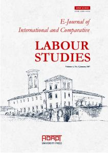 E-Journal of International and Comparative