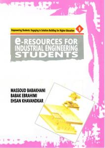 E-resources for Industrial Engineering Students