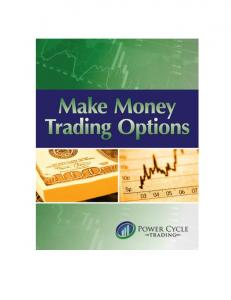 Ebook: Make Money Trading Options - Power Cycle Trading