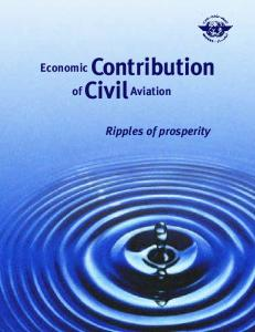 Economic Contribution of Civil Aviation