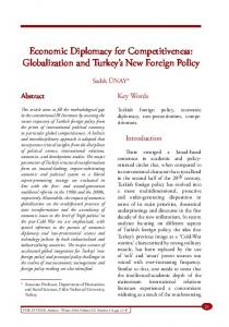 Economic Diplomacy for Competitiveness: Globalization and ... - SAM