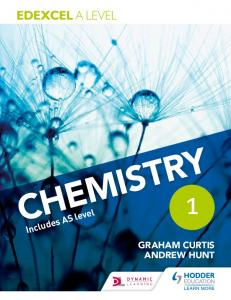 Edexcel A level Chemistry - Hodder Education