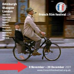 Edinburgh Glasgow London - French Film Festival UK