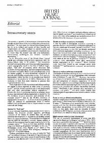 Editorial Intracoronary stents - Europe PMC