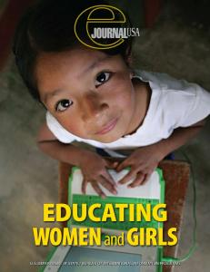 Educating Women and Girls