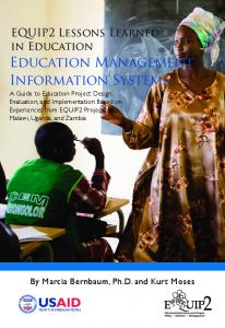 Education Management Information Systems - FHI 360