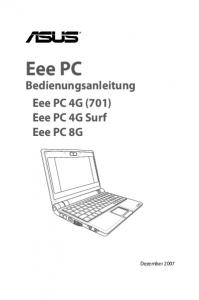 Eee PC - Medienzentrum Marburg