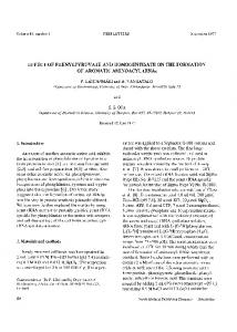 Effect of phenylpyruvate and homogentisate on the formation of