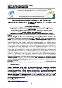 EFFECT OF SELECTED INSECTICIDE ON WHITEFLY