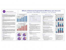Effects of Enhanced Organizational Efficiency upon ...