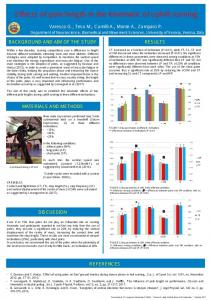 Effects of pole length in the kinematic of uphill running