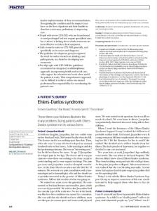 Ehlers-Danlos syndrome - Semantic Scholar