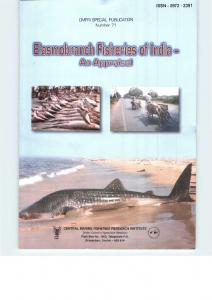 elasmobranch fisheries of india