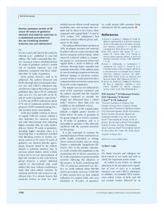 Elective caesarean section at 38 versus 39 ... - Wiley Online Library