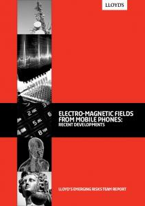 Electromagnetic fields from mobile phones - Next-up