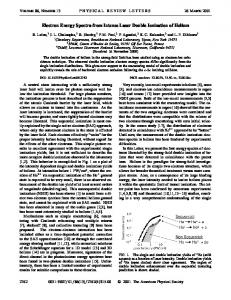 Electron Energy Spectra from Intense Laser Double Ionization of Helium