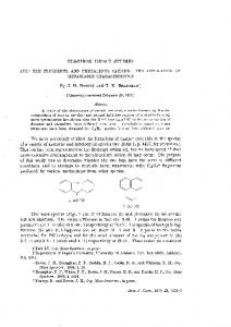 ELECTRON IMPACT STUDIES By J. H. BOWIE~ and T. K. ...