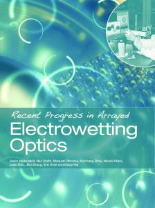 Electrowetting Optics - Department of Electrical Engineering and ...