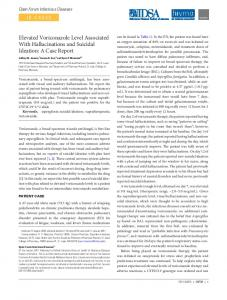Elevated Voriconazole Level Associated With ... - Oxford Journals