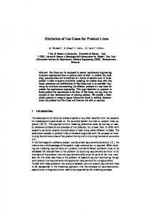 Elicitation of Use Cases for Product Lines - Semantic Scholar