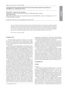 Elimination of dyes from aqueous solutions using iron oxides and ...