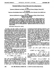 Embedded Solitons in Second-Harmonic-Generating Systems