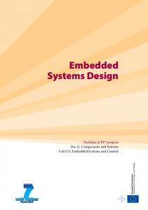 Embedded Systems Design - Eurosfaire