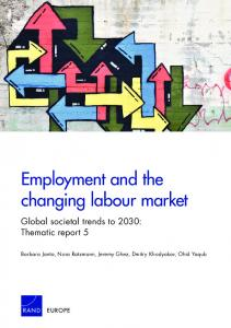 Employment and the changing labour market: Global societal trends to ...