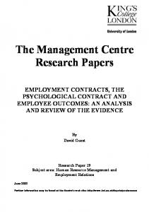 Employment contracts(pdf)