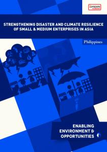 ENABLING ENVIRONMENT & OPPORTUNITIES Philippines