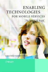 ENABLING TECHNOLOGIES FOR MOBILE ...