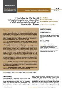 Endovascular Treatment of Focal Infrarenal Aortic ...