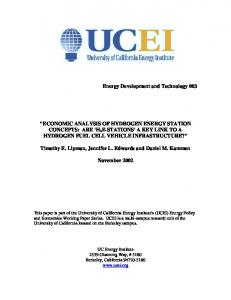 Energy Development and Technology 003