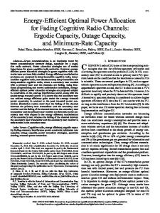 Energy-Efficient Optimal Power Allocation for Fading ... - IEEE Xplore