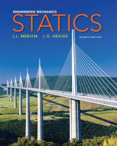 Engineering Mechanics: Statics, 7th Edition - Index of