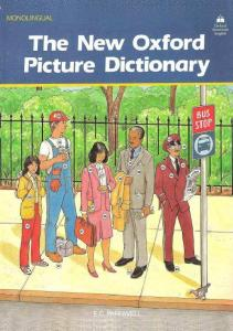 ENGLISH – THE NEW OXFORD PICTURE DICTIONARY (small size)