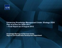 Enhancing Knowledge Management Under Strategy ...