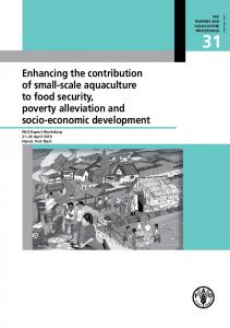 Enhancing the contribution of small-scale aquaculture to food security ...