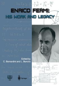 Enrico Fermi and Solid State Physics