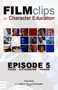Episode 5 Study Guide - Film Clips for Character Education
