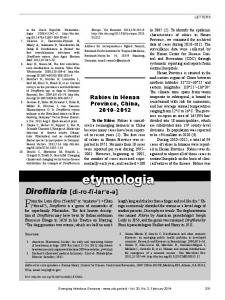 etymologia - Centers for Disease Control and Prevention