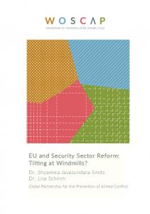 EU and Security Sector Reform: Tilting at Windmills? - WOSCAP