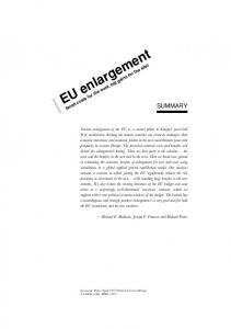 EU enlargement - SSRN