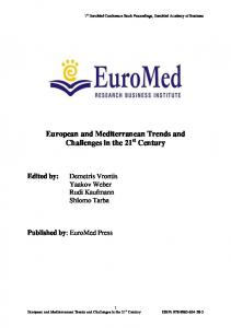 EuroMed Research Business Institute