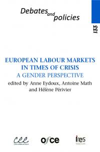 european labour markets in times of crisis - OFCE - sciences-po.fr