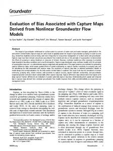 Evaluation of Bias Associated with Capture ... - Wiley Online Library