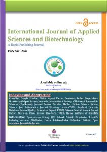 Evaluation of cellular antioxidant activity of selected species of ...